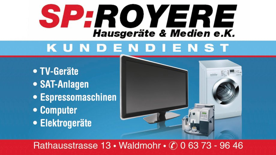 Royere Hausgerate Medien E K Home